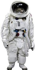 Authentic Replica of the Neil Armstrong Apollo 11 Spacesuit