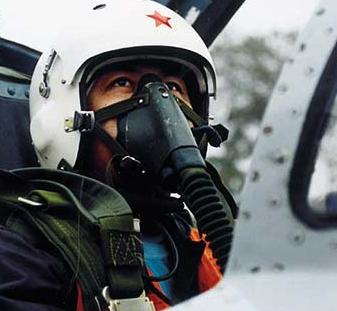 Chinese Tk 2 And Tk 2a Flight Helmet