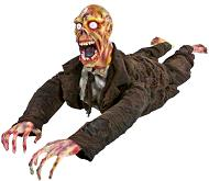 Our Crawling Zombie Animatronic