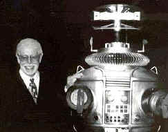 Dick Tufeld-The Voice of the Robot