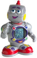 "Our Fisher Price ""Kasey the KinderBot"" Robot"