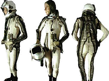 Russian High Altitude Space Suit - Click for Info