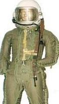 Russian High Altitute Suit