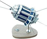 Russian Luna-3 Spacecraft Model