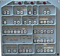 Main Control Panel for the Toru Docking System
