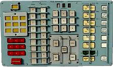 MIR Space Station PVK Control Board- Part of the TORU Docking System
