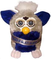 Our Special Edition Millennium Furby