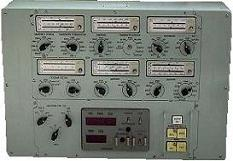 MIR Space Station Control Board Panel
