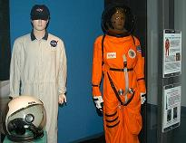 Here is our LES Suit on display at the Museum of Discovery in Fort Lauderdale, Florida.