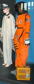 NASA Portable Space Suit Cooling Unit
