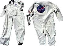 NASA Space Shuttle Technician Coveralls