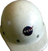 NASA Cape Canaveral Hard Hat