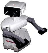 Our Nintendo R.O.B.  (Robotic Operating Buddy)