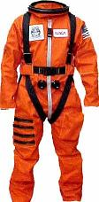 NASA Space Shuttle Launch Suit