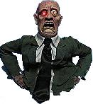 Our Rising Ghoul Animatronic