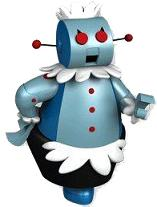 Rosie the Robot from the TV Show
