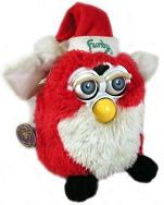 Our Special Edition Santa Furby