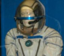 Russian SOKOL Space Suit