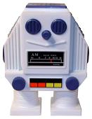 Our Space Robot Radio