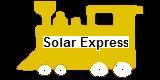The Solar Express Model Railroad