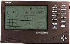 Weather Station Control Console - (specifications subject to change)