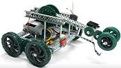 Click Here for more info on the Vex ProtoBot