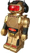"""Our """"Tommy Atomic"""" Robot"""