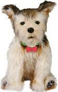 Robotic Fox Terrier Puppy by WowWee