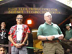 Grand Opening of Rick's 1st Science Center